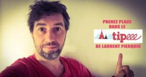 Rejoignez Laurent Pierquin dans son Tipeee